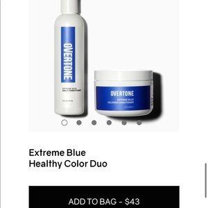 Overtone Extreme Blue Conditioner